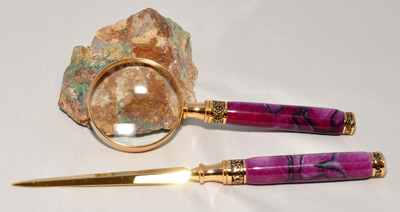 Melanie Heinrich Magnifier and Letter Openers