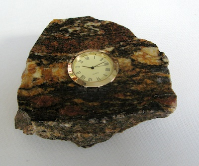 Clocks in Granite