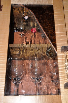 Wine Glass Cabinet
